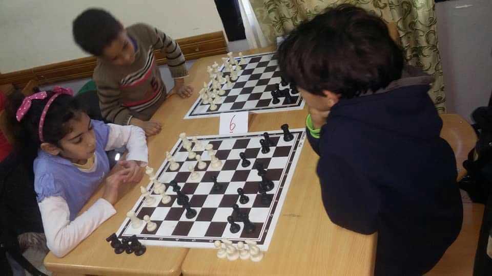 Clubs sportifs des jeux d'échecs de Bejaia