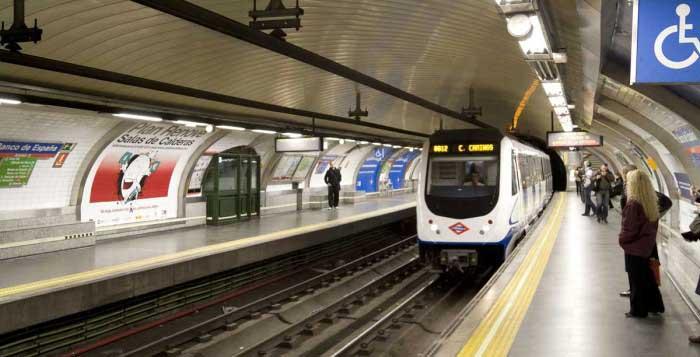 Extension du métro d'Alger