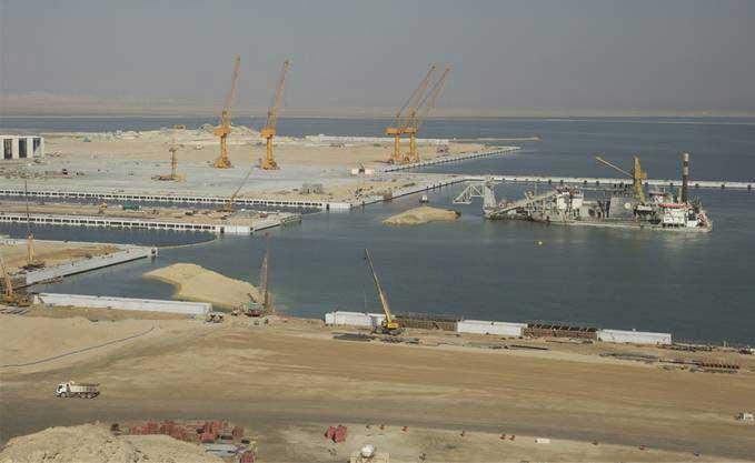 Port d'El Hamdania: un coût de réalisation estimé entre 5 et 6 milliards USD