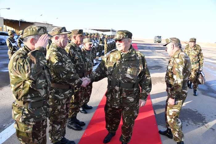 sécurité de l'Algérie et de son peuple
