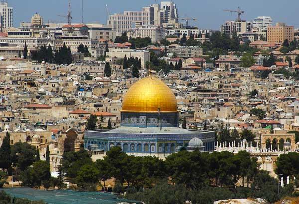 partition des territoires palestiniens