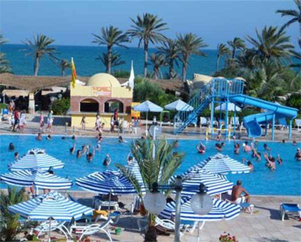 secteur touristique en Tunisie