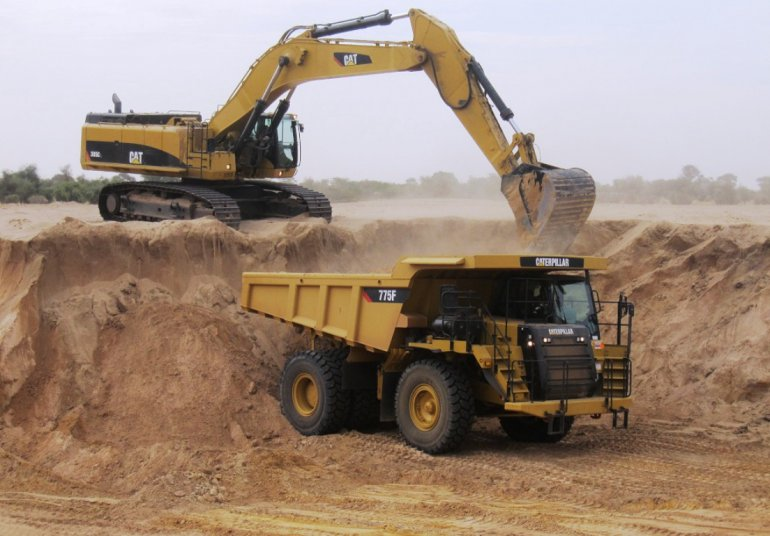 L'exploitation de la mine d'Amizour débutera en mars