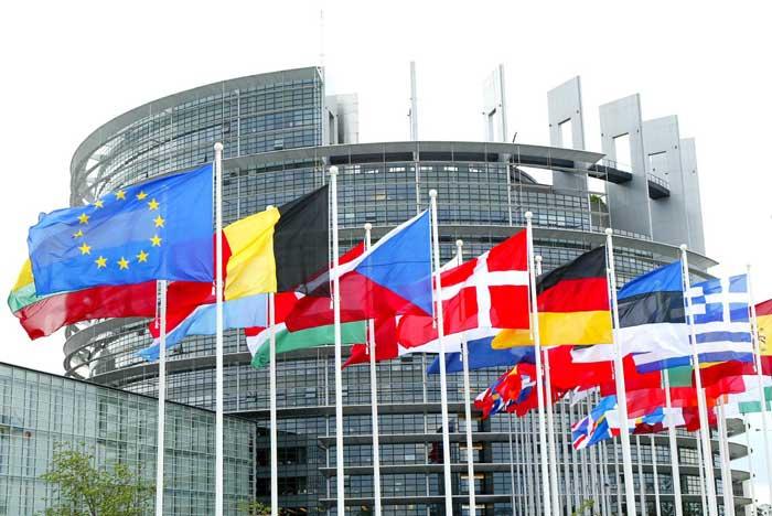 Programme de visiteurs de l'Union européenne