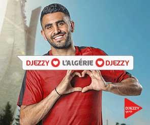 Djezzy love Algérie