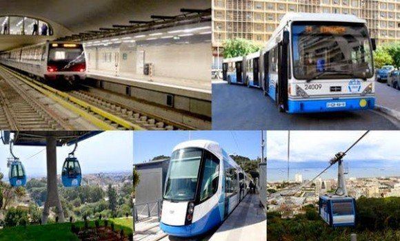 transport urbain collectif