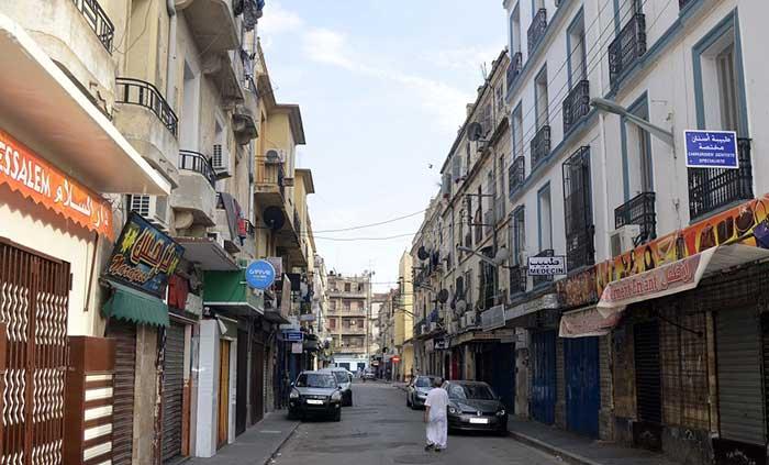 commerçants de la wilaya d'Alger