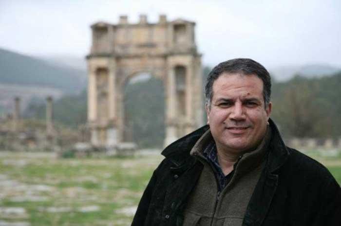 journaliste Saïd Chitour