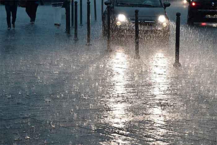 BMS: Averses de pluies sur le Centre et l'Est du pays jusqu'à samedi
