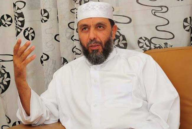 Abdallah Djaballah fustige les régimes arabes