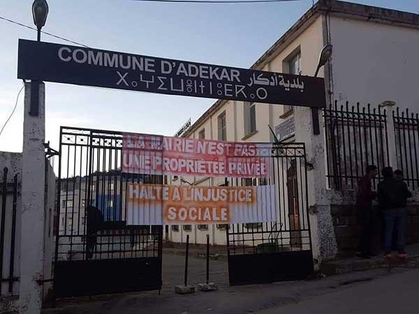 commune d'Adekar