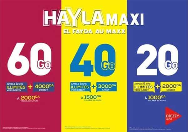 HAYLA Maxi