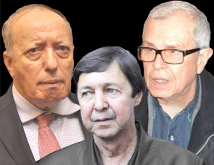 Alerte/ Toufik, Tartag et Saïd Bouteflika relaxés