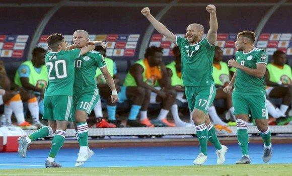 Classement FIFA : l'Algérie à la 31e place en 2020