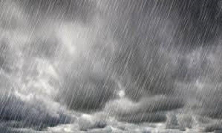 Des pluies sous forme d'averses orageuses sur les wilayas de l'Ouest à partir de ce soir