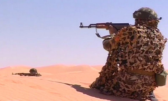 Un terroriste capturé à Tamanrasset