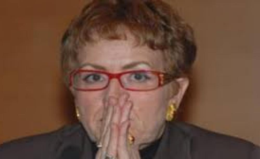 Cour d'Alger: Khalida Toumi n'est pas en