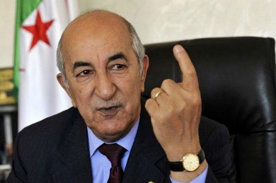 Lettres anonymes: Tebboune instruit le ministre de la Justice et les responsables de la sécurité