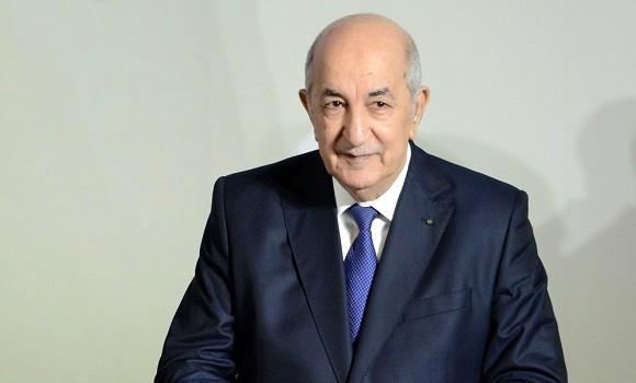 Tebboune adresse un message au Roi Mohamed VI