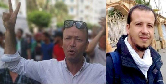 Abdelouahab Fersaoui et Ibrahim Daouadji quittent la prison
