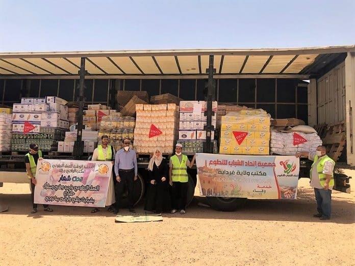 Djezzy clôture l'opération de distribution des couffins aux familles nécessiteuses