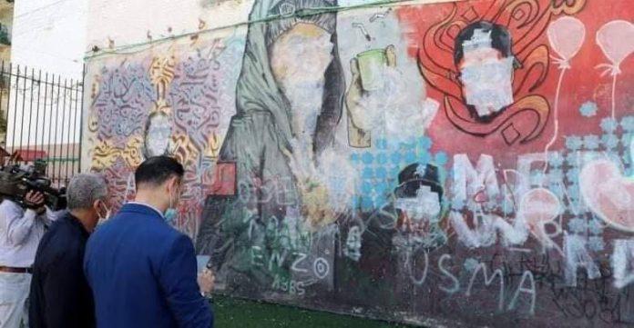 Alger: L'auteur de l'acte de vandalisme sur une fresque murale présenté devant la justice