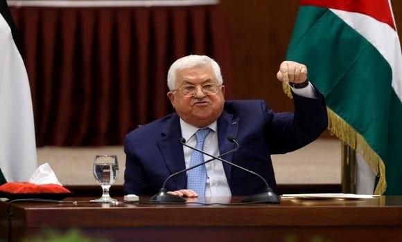 Le Président palestinien décrète la fin de tous les accords avec Israël et les Etats-Unis