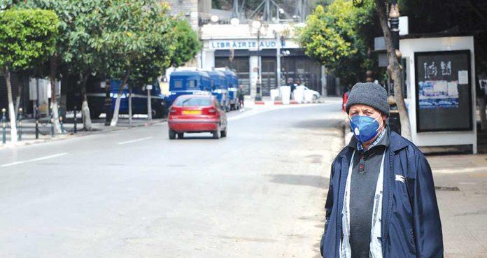 Alger: circulation automobile interdite et prorogation des autorisations exceptionnelles