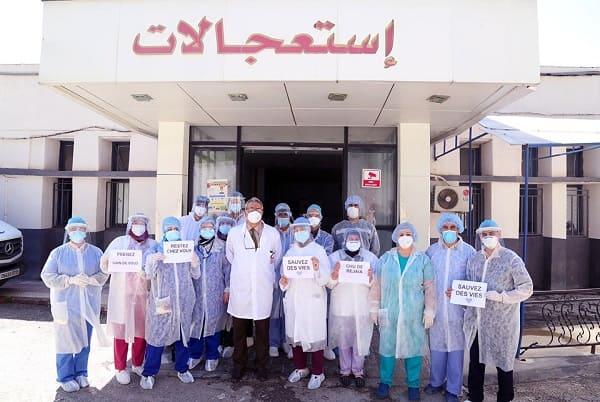 Coronavirus : un responsable de la santé de Béjaïa tire la sonnette d'alarme