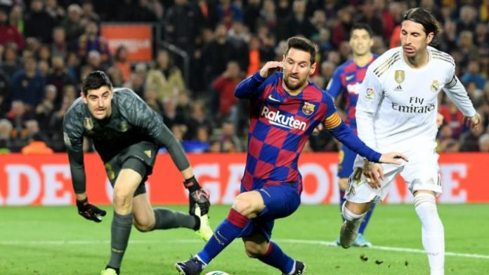Foot en Espagne: reprise de la liga le 08 juin