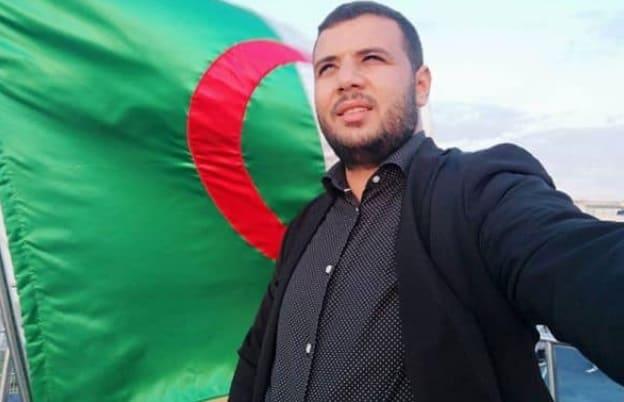 Le journaliste Sofiane Merakchi sort de prison