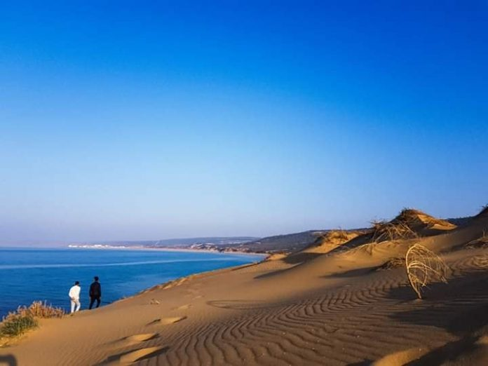 Fermeture des plage à Mostaganem: beignade interdite
