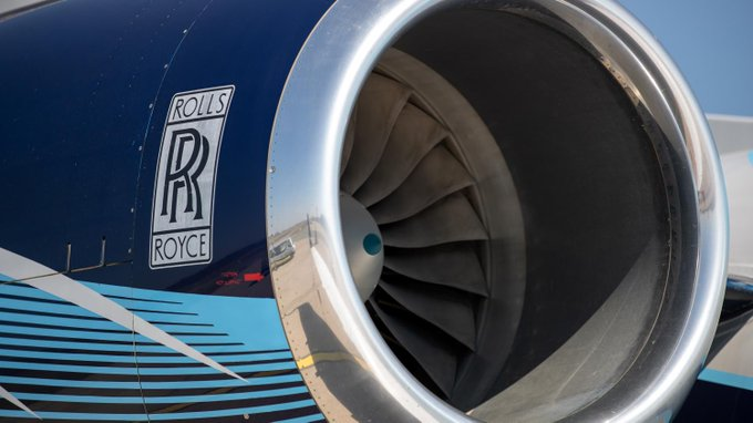 Le fabricant de moteurs d'avion Rolls-Royce supprime 9 000 postes
