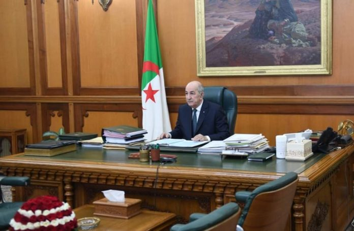 Le Président de la République présidera dimanche une réunion du Conseil des ministres