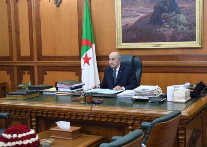 Le Président de la République préside une réunion du Conseil des ministres