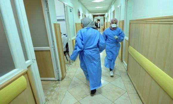 Coronavirus: 1700 professionnels de la santé infectés en Algérie