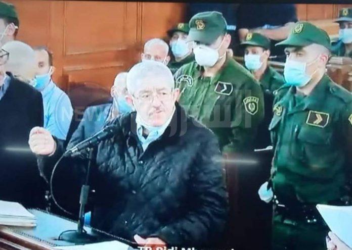 Justice: Ouyahia entendu dans l'affaire SOVAC