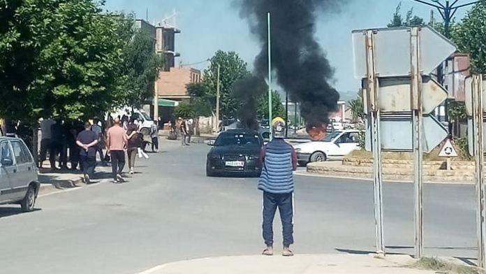 Haïzar (Bouira): Routes et siège de l'APC fermés