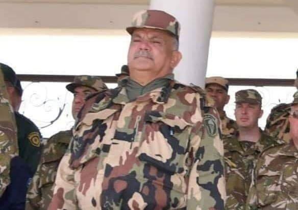 Décès du chef de la 4e région militaire, le général-major Hassen Alaimia