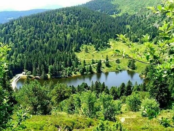 Coronavirus : le Lac noir interdit d'accès aux touristes