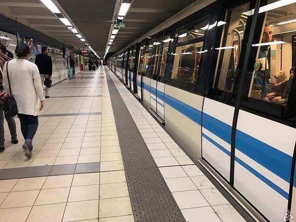 Reprise du métro d'Alger jeudi prochain
