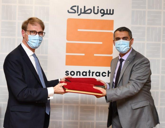 Hydrocarbures: Sonatrach et le Groupe espagnol CEPSA signent un mémorandum d'entente