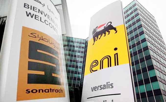 Sonatrach/ENI: signature de plusieurs accords de coopération