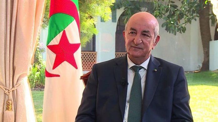 Covid-19: Le président Tebboune admis à l'hôpital militaire d'Ain Naadja