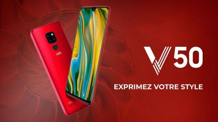 IRIS: Nouvelle gamme de smartphones (Série V), Nouveaux produits (V10/V50)...