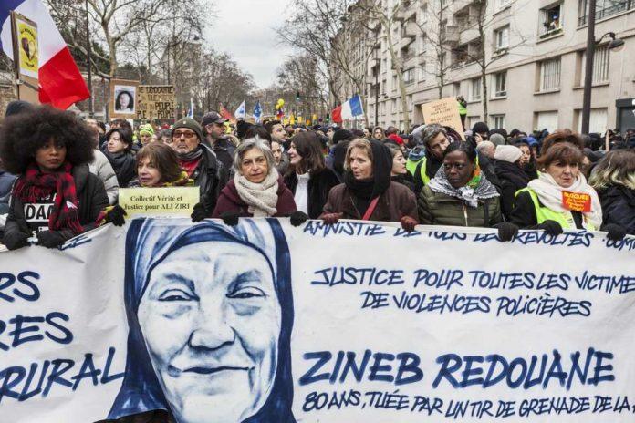 Le capitaine de police impliqué dans la mort d'une Algérienne promu commandant de compagnie en France