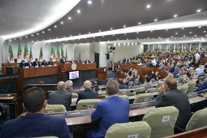 Sans débats contradictoires à l'assemblée nationale: Le projet de la Constitution voté ce jeudi