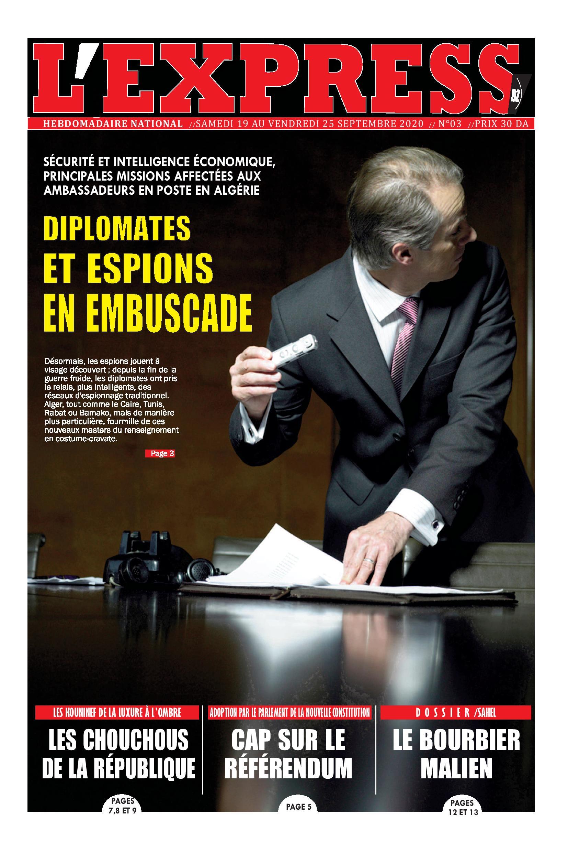 L'express DZ Hébdo