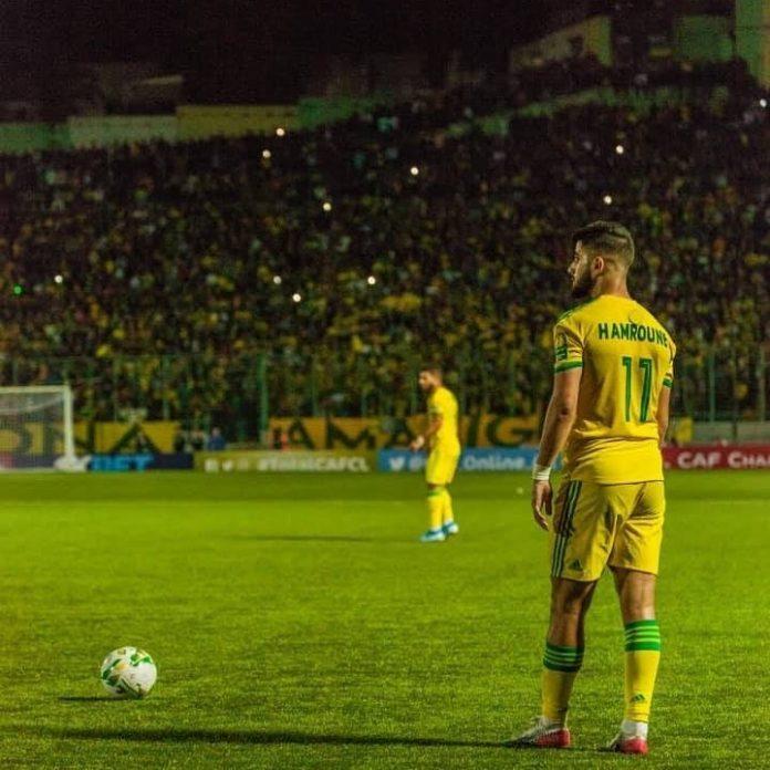 Football: vers la qualification de la JSK à la coupe de la CAF