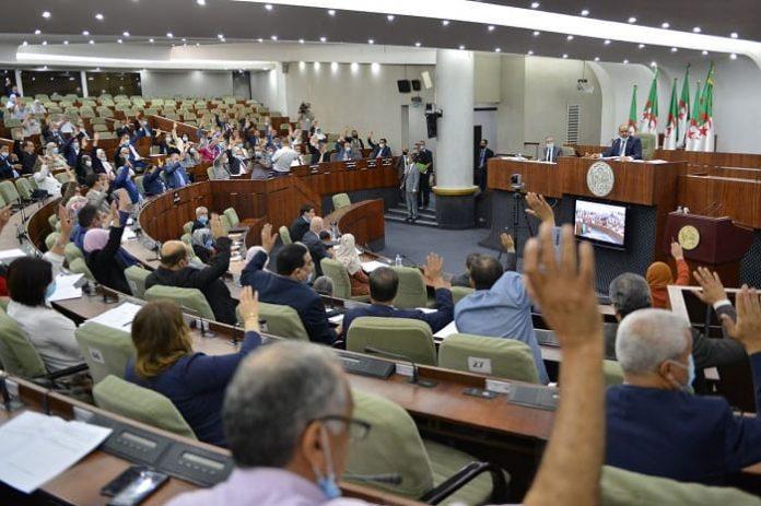 L'APN adopte le projet de révision de la Constitution